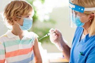 Córdoba: casi la mitad de los menores están inscriptos para vacunarse