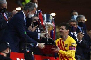 Impresionante: Messi logró 35 títulos con Barcelona