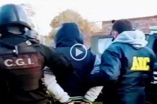 """Video: primer detenido por estafar con """"Billetera Santa Fe"""""""