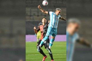 Lisandro López entrenó con miras al clásico ante Independiente