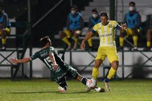 Rosario Central perdió ante Sarmiento en Junín