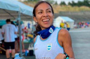 Marcela Gómez finalizó en el puesto 61 de la Maratón