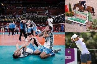 Juegos Olímpicos: lo que pasó en la jornada 15