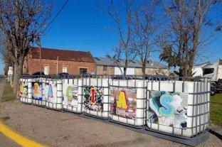Puntos Verdes: la nueva propuesta ambiental en San Carlos Sud