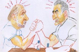 Internas santafesinas: ¿desventuras de Rossi y auspicios de Perotti?