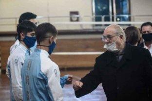 Falleció a los 81 años Luis Romio, el presidente de la Federación Argentina de Boxeo