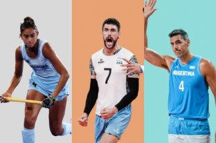 Atleta por atleta: el desempeño de la delegación argentina en Tokio 2020