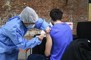 Por el momento, 350.000 santafesinos mayores de 18 decidieron no vacunarse
