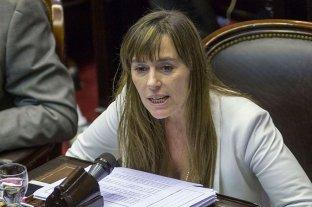 Juliana Di Tullio sería la reemplazante de Taiana en su banca en el Senado