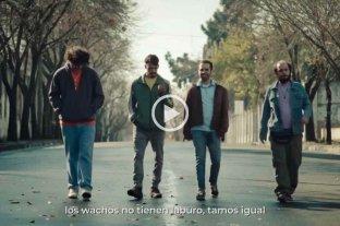 """El Frente de Izquierda Unidad hizo un spot parodiando a """"Okupas"""": """"Ese Berni es un pancho bárbaro"""""""
