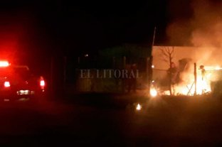 Rincón: incendio en la propiedad del entrenador imputado por abuso sexual