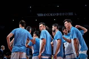 La Selección Argentina cayó al séptimo puesto del ranking FIBA