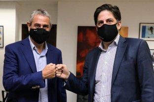 Visita de ministros nacionales a Corrientes