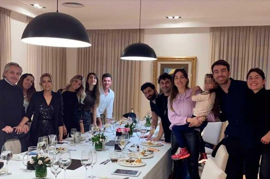 Quién filtró la foto del cumpleaños de Fabiola Yañez en Olivos? : : El  Litoral - Noticias - Santa Fe - Argentina - ellitoral.com : :