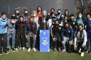 Diez jugadoras santafesinas disputarán el Torneo Clausura de fútbol femenino