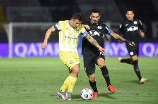 Rosario Central perdió 1 a 0 en Brasil ante Bragantino y quedó eliminado de la Copa Sudamericana