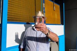 """Video: un ingeniero español ha inventado una máquina para crear agua """"de la nada"""""""