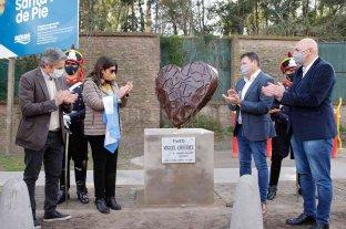 San Lorenzo: habilitaron el Paseo Miguel Lifschitz