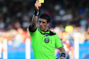 Enojo en Rosario Central por la designación del árbitro para el clásico