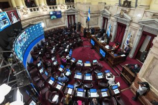 Avanza en el Senado la firma de la declaración de rechazo a Chile por demarcación de plataforma continental