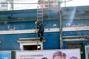 Limpian la Casa de Sor Josefa y preparan la llegada de una garita de seguridad