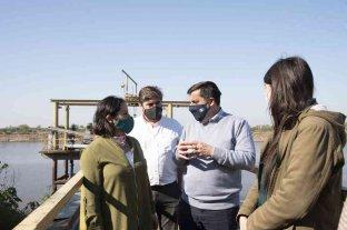 """Mudallel: """"La ampliación de la planta de Aguas es estratégica para el futuro de la ciudad"""""""