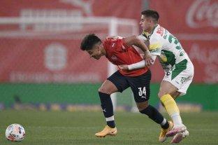 Independiente y Defensa y Justicia empataron sin goles en el estadio Libertadores de América