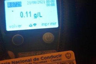 Ceres: retuvieron documentación a un chofer de micro que circulaba alcoholizado