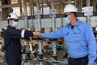 El conflicto en Dow podría parar todo el cordón industrial del Gran Rosario