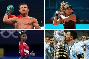 Se dio a conocer la lista de los deportistas más influyentes del año: hay un argentino en el top cinco