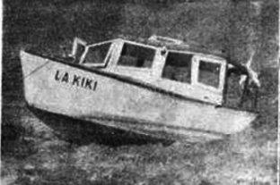 Bajante de 1949: una tragedia náutica que dejó tres niños muertos y una heroína
