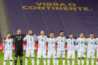Argentina recibirá a Bolivia con público en las tribunas