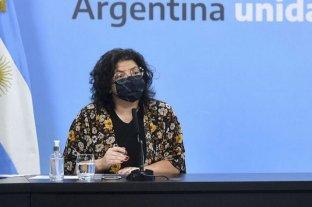 """Festejo en Olivos: Vizzotti pidió """"ver la película, no la foto"""", al considerar que se """"compensa el error"""""""