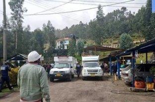 Murieron 12 personas al explotar una mina ilegal de carbón