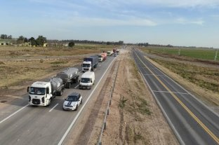 Habilitaron un nuevo tramo de la autopista de la ruta 34