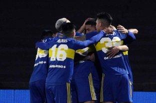 Boca ganó por 3 a 1 ante Platense y sumó su segunda victoria del torneo