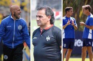 Gimnasia, Godoy Cruz y Central Córdoba se quedaron sin entrenador tras los resultados de esta fecha