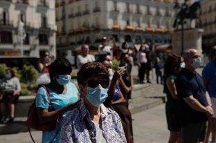 Coronavirus: los contagios aumentaron un 7% en la última semana en Europa