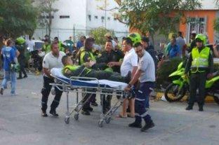 Colombia: un atentado contra una estación de policía dejó al menos 14 heridos