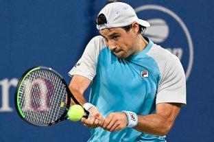 Guido Pella se retiró del ATP de Moscú