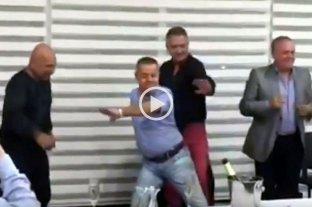 Video: cuando Norberto Oyarbide se hizo viral por su baile con los taxistas