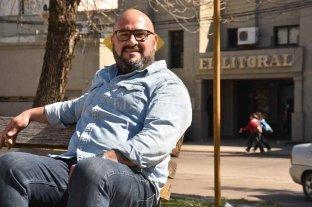 """Carlos Suárez: más seguridad y pensar la postpandemia, su """"Norte"""" para la ciudad"""
