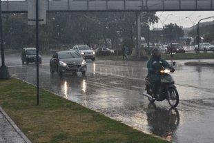 Alerta meteorológico: jueves con lluvias y tormentas en la ciudad de Santa Fe