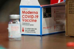 """Coronavirus: la vacuna Moderna generó una """"sólida respuesta"""" inmune en niños"""