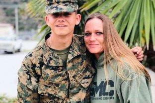 Instagram y Facebook censuraron a la madre de un soldado muerto en Afganistán