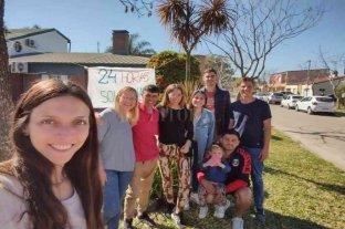 24 horas de Maratón Solidaria en Progreso