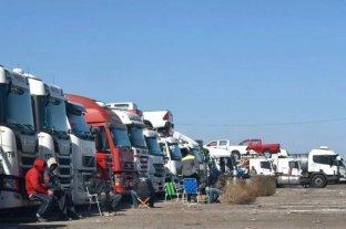 En el Paso a Chile: unos tres mil camiones esperan para cruzar