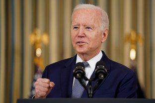 """Biden afirmó que la recuperación económica de Estados Unidos tras la pandemia será """"duradera"""""""