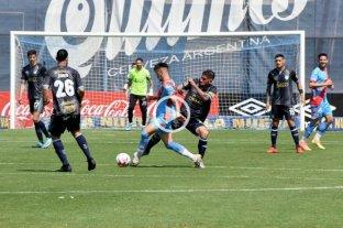 Atlético Tucumán y Arsenal igualaron sin goles