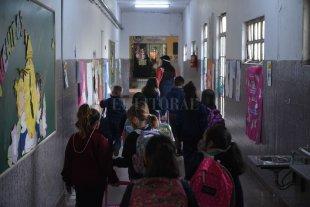 """Tarea para la escuela: recuperar el lugar al que """"ir todos los días"""""""